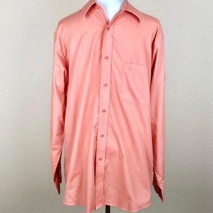 Pierre Cardin Long Sleeve Button Up Shirt